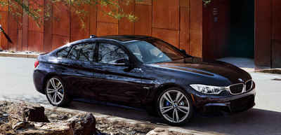 2017 Gran Coupe from BMW pairs sleek design with sheer power
