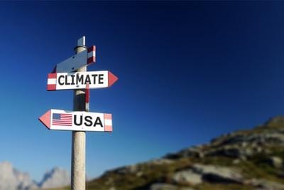 Medium climate usa