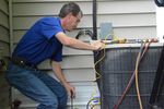 Whether or not a furnace and AC system must be replaced at the same time is dependant on the tyoe of system installed.