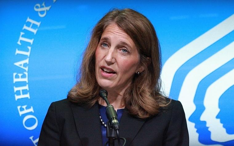 U.S. Health and Human Services Secretary Sylvia Burwell
