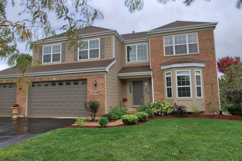 The home for sale at 3140 Braeburn Court in Woodstock had a property tax bill of $9,426 in 2017.