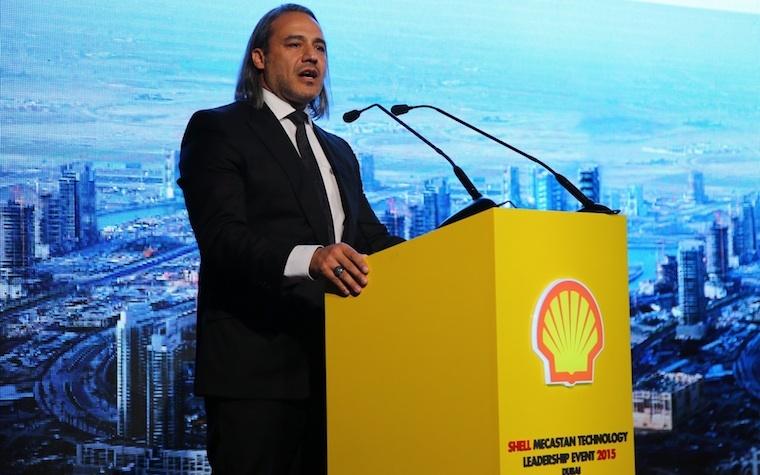 Amr Adel, General Manager for Shell MECASTAN.