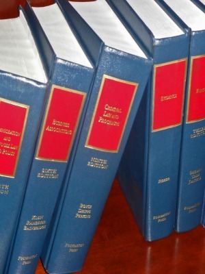 Large law books 4