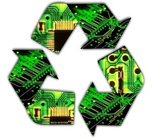 Medium electr recycl