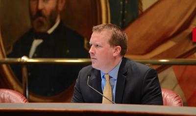 Illinois state Sen. Jason Plummer (R-Edwardsville)