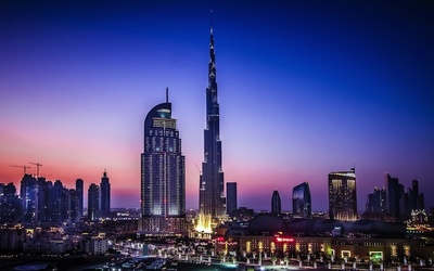 United Arab Emirates ranks first for business in MENA region.