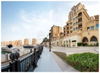 A one bedroom town house is avialable in Porto Arabia.