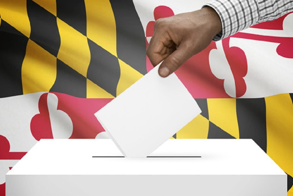 A poll conducted this month shows Gov. Larry Hogan with a 52-36 advantage in this fall's governor's race.