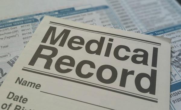 Large medicalrecord