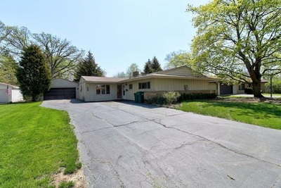 This three-bedroom home, 328 Brown St. in Wauconda, has a property tax bill of $6,301.