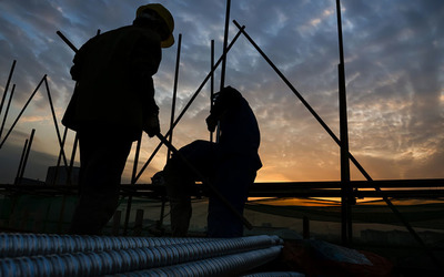 Amnesty International researchers say the migrant construction workers brought to Qatar by the Krantz Engineering Company to build the Ras Laffan Emergency and Safety College have still not received payment for their work.