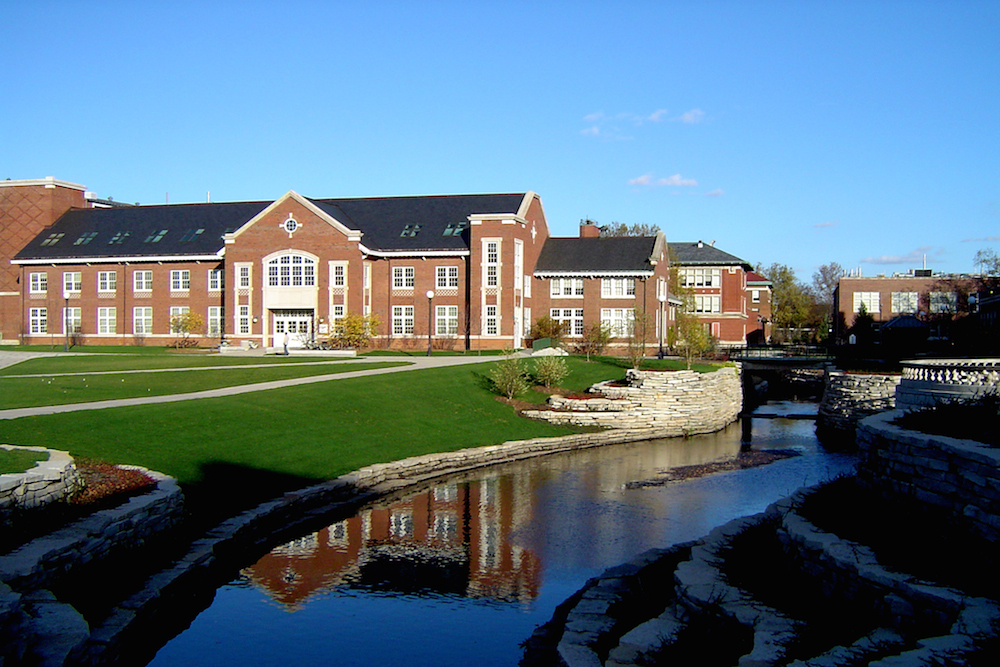 University of Illinois at Champaign-Urbana
