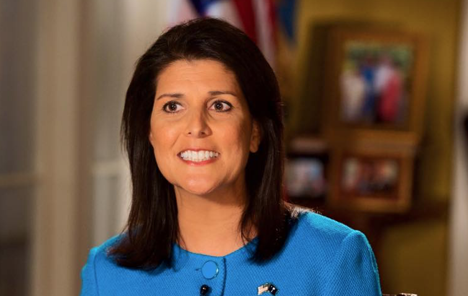 Haley reportedly being considered for Secretary of State