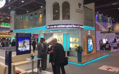 Oman Air shows off new developments at World Travel Market London