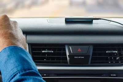 Echo Auto brings Alexa along for the ride.