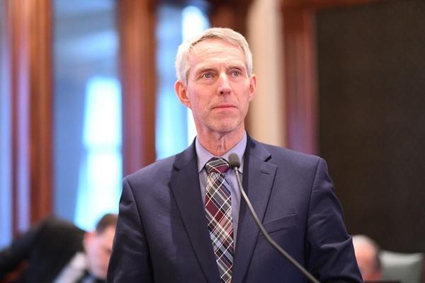 Illinois State Rep. Brad Halbrook (R-Shelbyville)