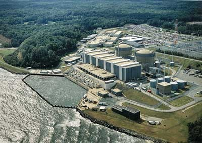 Calvert Cliffs nuclear plant's Unit 2 is back to full power after a scheduled monthlong outage.