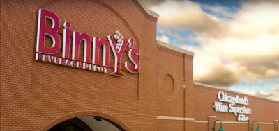 Medium binnys sign