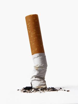Medium cigarette