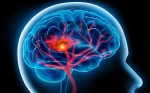 Reducing inflammation allows the brain to function more normally.