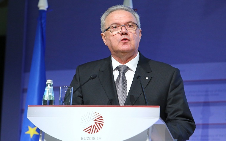 European Union Commissioner for International Cooperation and Development Neven Mimica