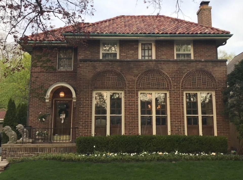 House GOP Leader Jim Durkin's home in Western Springs is for sale.
