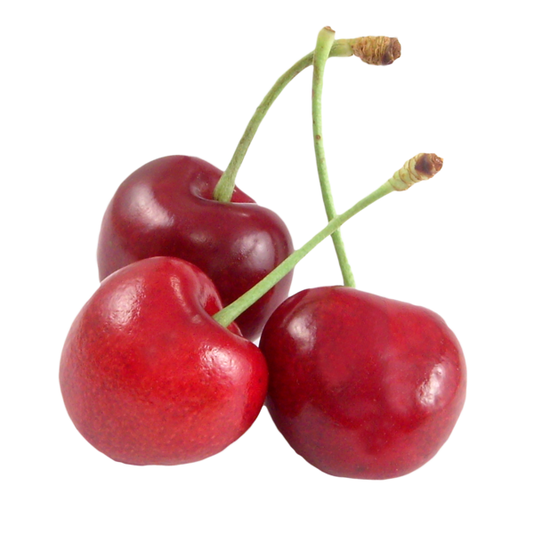 Large cherries