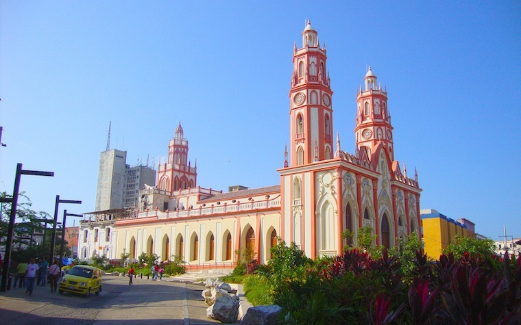 "CUC, whose name translates to ""University of the Coast,"" is in Barranquilla, Colombia."