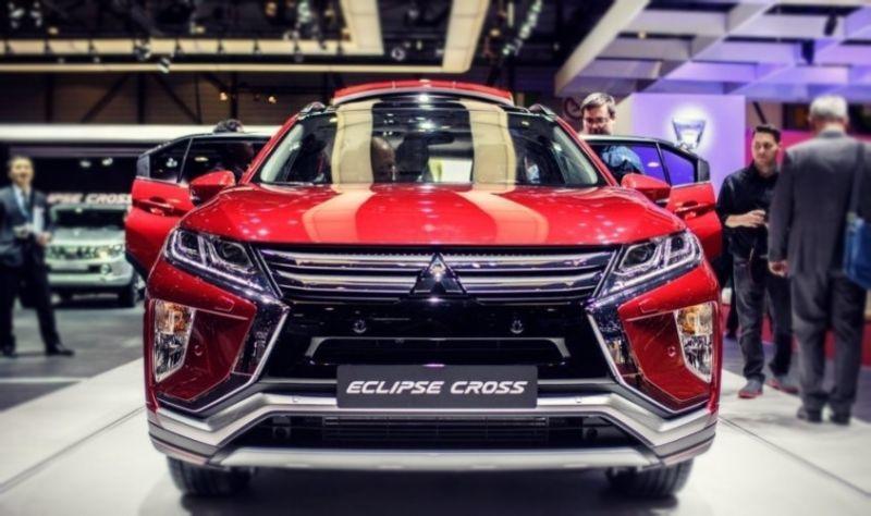 The 2019 Mitsubishi Eclipse Cross offers seven unique exterior color options.