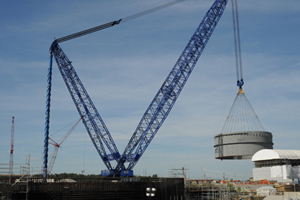 Fluor Corp. to manage Westinghouse Electric construction projects.
