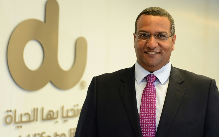 Abou Moustafa, vice president of enterprise managed services and datamena at du