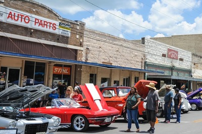 The second annual Hot Rod Standoff is expected to fill 20 city blocks in Gonzales.
