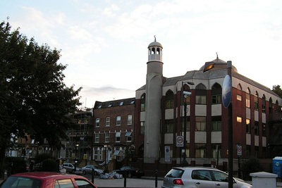 The Finsbury Park Mosque, London