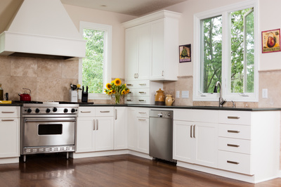 The best kitchens incorporate lots of convenient storage space.