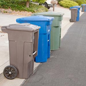 Medium garbagebins