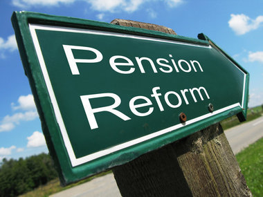 Medium pension reform