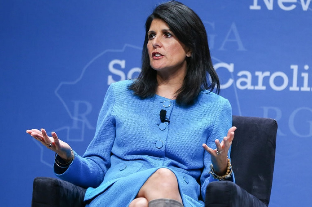 Gov. Nikki Haley has been nominated to serve as the Ambassador to the United Nations by President-elect Donald Trump.