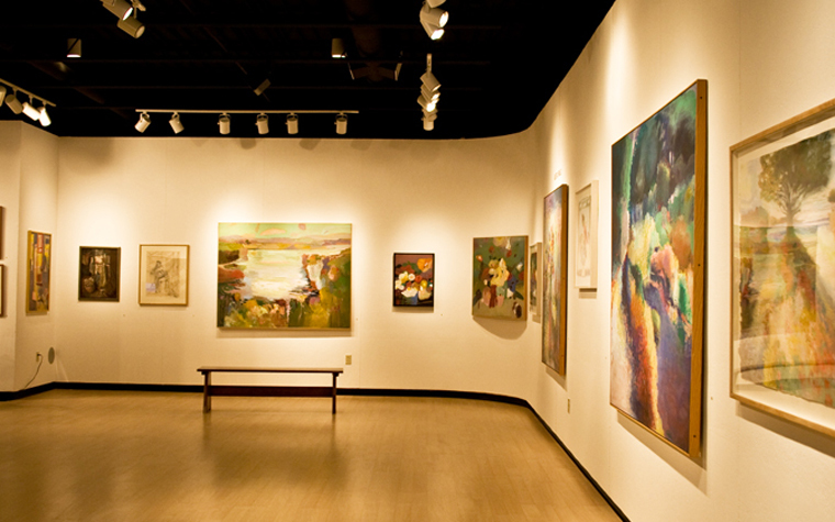 The Cummings Gallery will hos art from the Northwest Penssylvania Artists Association.