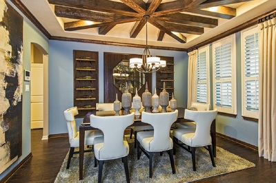 Each of the over 120 plans at Travisso represents the latest in home design.