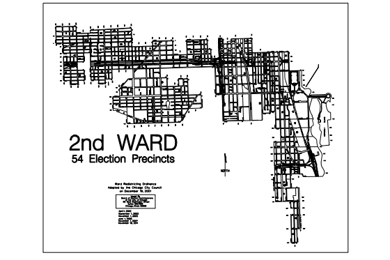 fate of suit challenging chicago u0026 39 s new ward map now in the