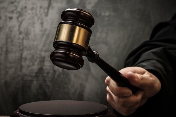 Large judge