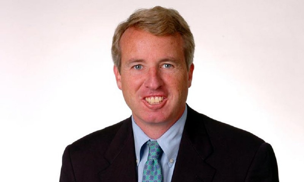Chris Kennedy admitted to awkwardness, but swiftly eluded anymore mention of his abrupt response.