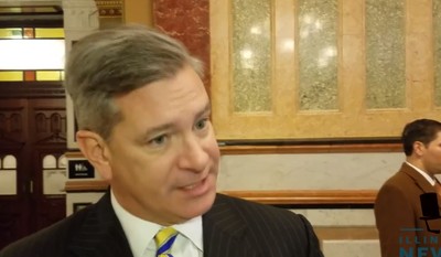 Todd Maisch, Illinois Chamber of Commerce