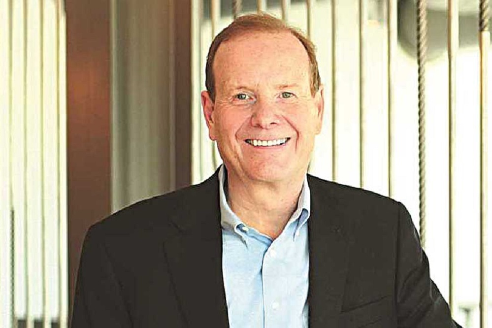 Cary Evert recently retired as Hilti's North American CEO and president.