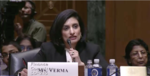 Seema Verma, nominee to head the Centers for Medicare and Medicaid Services, testifies before the U.S. Senate Finance Committee, 2/16/17