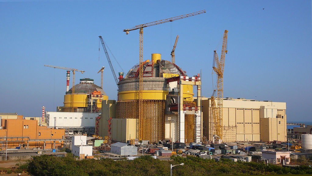 India to reach 10,080-megawatt nuclear capacity by 2019.