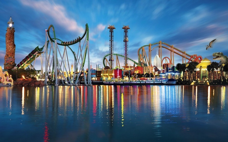 Dubai's theme parks are scaling up to meet a predicted boom.