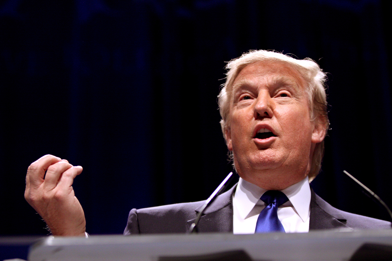 Ben Crosby believes Donald Trump needed to adhere to typical rules for political debates.