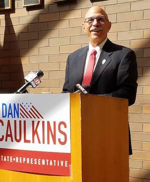 Dan Caulkins