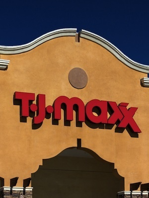 T.J. Maxx is being sued for allegedly using deceptive advertising in its price discounts on labels.